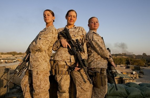women in the armed forces misconceptions Women in the military: why can't we serve on the front lines by we asked women who have served in the armed forces how they feel about the decision.