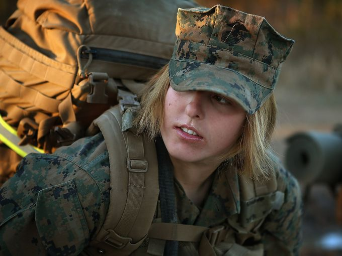 marine single bbw women Your marine corps meet the first female marine to graduate ioc and lead an infantry platoon  a female marine infantry officer made history in september 2017 when she became the first woman to .