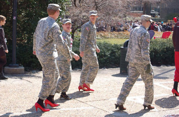 Homosexuality in the us military