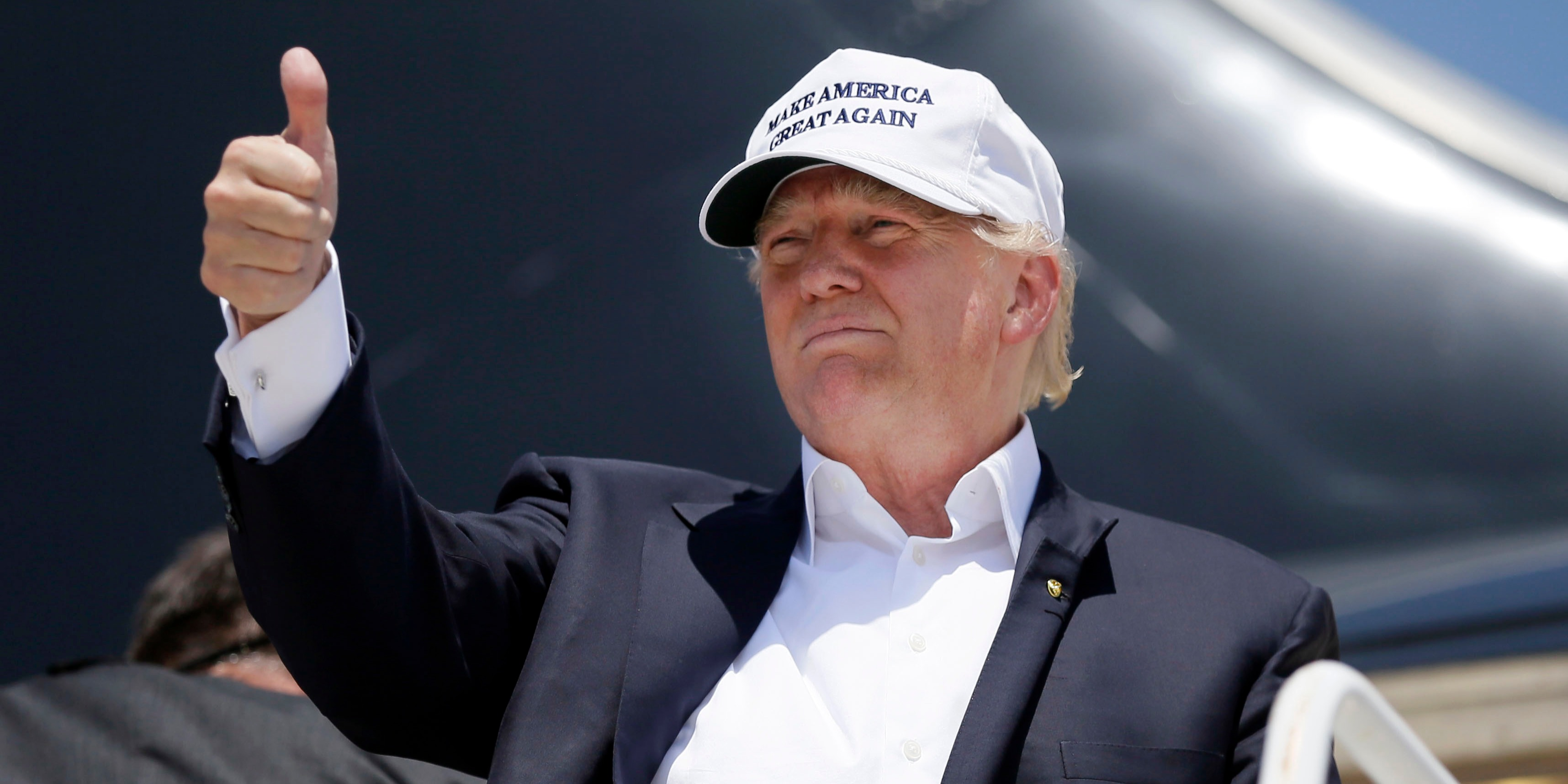 the-real-reason-donald-trump-is-selling-those-make-america-great-again-hats