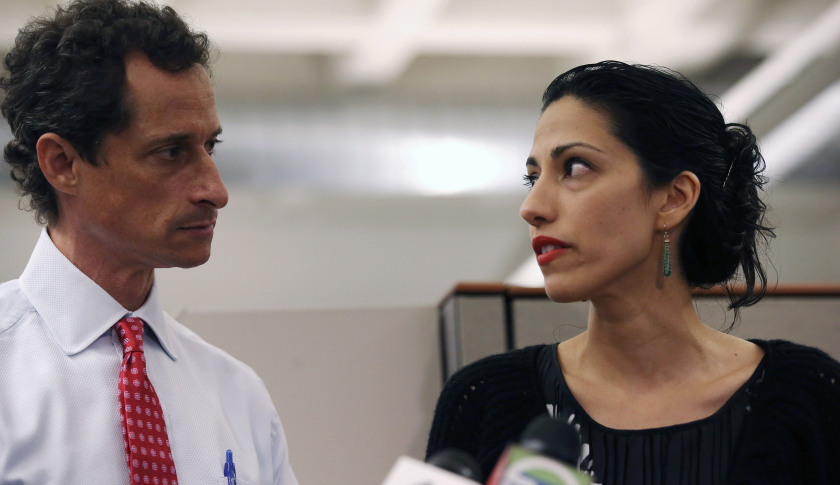 Image result for huma weiner laptop