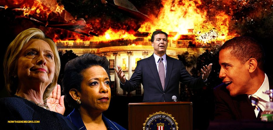 Image result for loretta lynch james comey