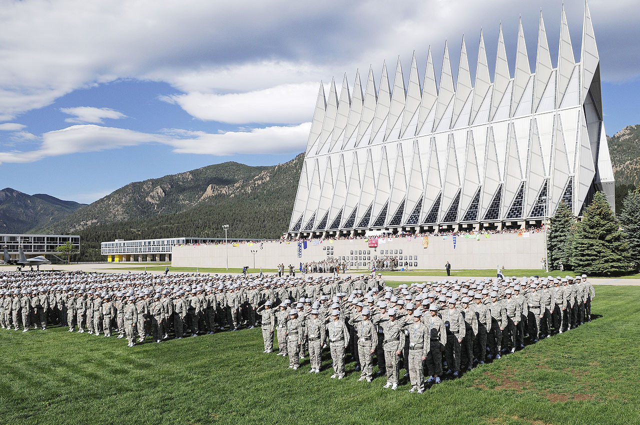 Image result for US Air Force Academy