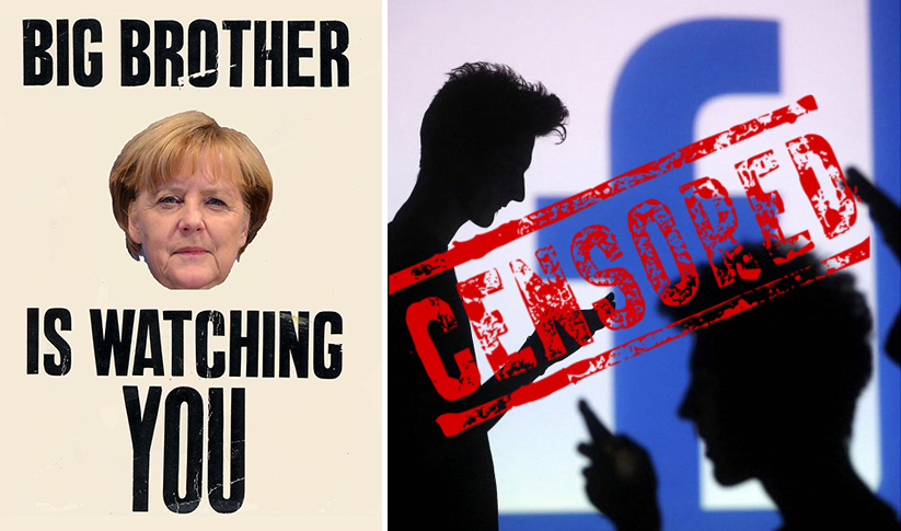 Political Disinformation And How It >> Germany's New Propaganda Bureau Big Brother is Watching YOU! | US Defense Watch